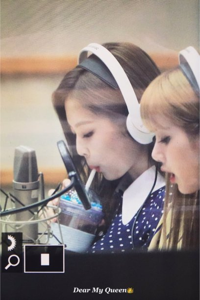 BLACKPINK Jennie KBS Cool FM Volume Up Photo 14