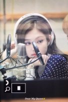 BLACKPINK Jennie KBS Cool FM Volume Up Photo 16