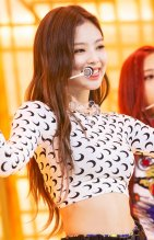Blackpink Jennie SBS Inkigayo 17 June 2018 comeback stage