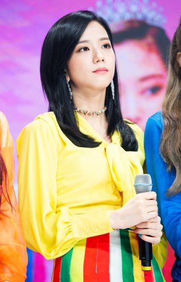 Blackpink Jisoo SBS Inkigayo 17 June 2018 comeback stage
