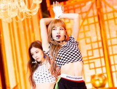 Blackpink Lisa Jennie SBS Inkigayo 17 June 2018 comeback stage