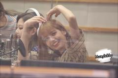 BLACKPINK Lisa KBS Cool FM Volume Up Photo 13
