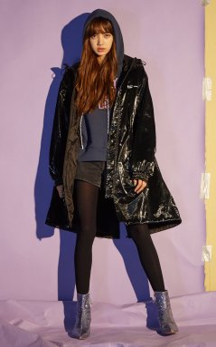 BLACKPINK Lisa NONAGON - FW 2018 MODXXXXXX lookbook photo 13