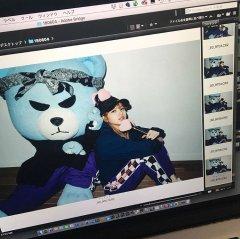 BLACKPINK Lisa Nonagon x girl Photoshoot 5