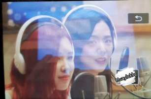 BLACKPINK Rose KBS Cool FM Volume Up Photo 17