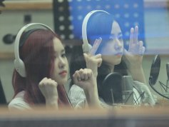BLACKPINK Rose KBS Cool FM Volume Up Photo
