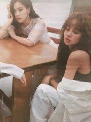 BLACKPINK Rose Lisa Chaelisa HIGH CUT Magazine Korea 2018 scan