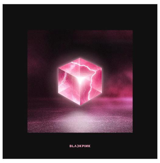 blackpink square up black version