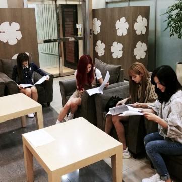 BLACKPINK Volume Up KBS Cool FM Suhyun 2