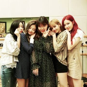 BLACKPINK Volume Up KBS Cool FM Suhyun