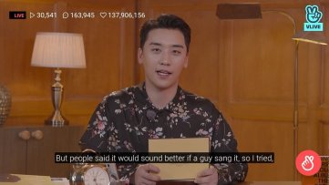 BIGBANG Seungri Title Track 1 2 3 supposed to be BLACKPINK Song rose recorded 7