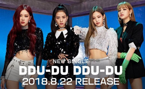 BLACKPINK DDU DU DDU DU JAPANESE VERSION