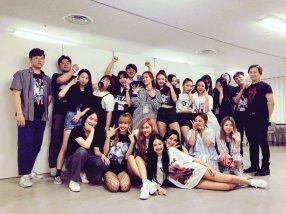 BLACKPINK Japan Arena Tour 2018 Osaka Day 2 Photo crew 3
