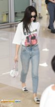 BLACKPINK Jennie Airport Photo 26 July 2018 Gimpo 14