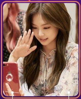 BLACKPINK Jennie Photo Weibo Live