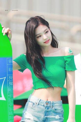 BLACKPINK Jennie Sprite Waterbomb Festival Seoul 105