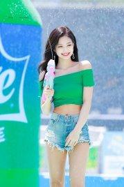 BLACKPINK Jennie Sprite Waterbomb Festival Seoul 115