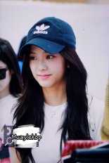 BLACKPINK Jisoo Airport Photo 26 July 2018 Gimpo 10