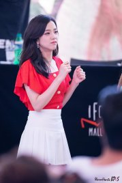 BLACKPINK Jisoo Fansign event Yeouido July 8, 2018 IFC Atrium 7