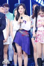 BLACKPINK Jisoo MBC Music Core 7 July 2018 PD Note 2
