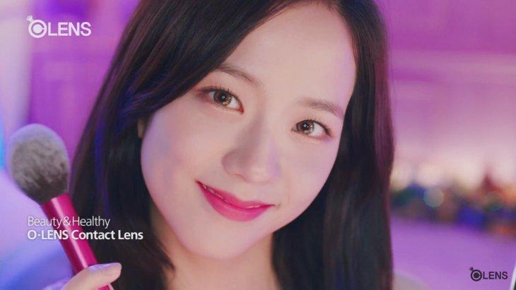 BLACKPINK Jisoo Olens Commercial