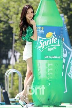 BLACKPINK Jisoo Sprite Waterbomb Festival Seoul 18