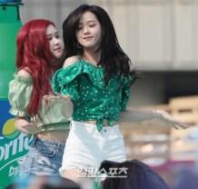 BLACKPINK Jisoo Sprite Waterbomb Festival Seoul 45