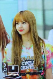 BLACKPINK Lisa Airport Photo 26 July 2018 Gimpo 10