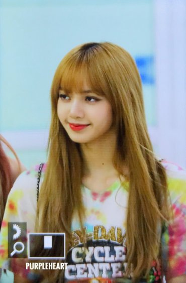 BLACKPINK Lisa Airport Photo 26 July 2018 Gimpo 12