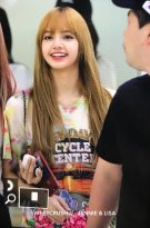 BLACKPINK Lisa Airport Photo 26 July 2018 Gimpo 15