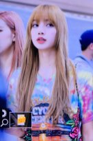 BLACKPINK Lisa Airport Photo 26 July 2018 Gimpo 19