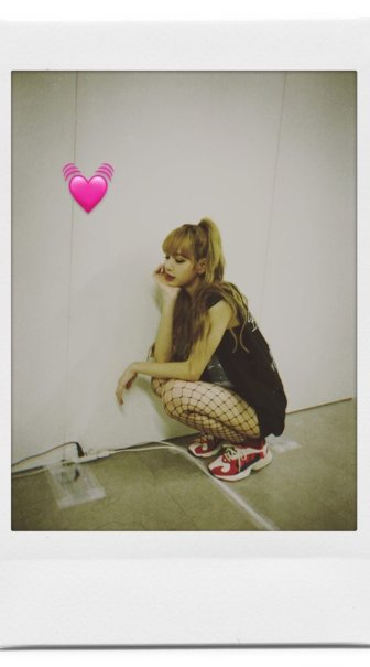 BLACKPINK Lisa Instagram Story 26 July 2018 lalalalisa m