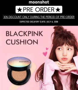 BLACKPINK-Lisa-Moonshot-Preorder