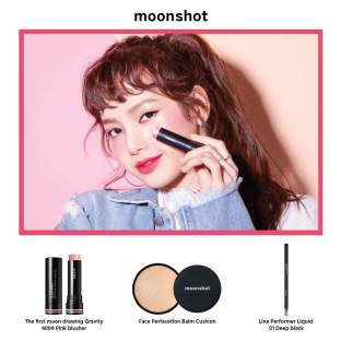BLACKPINK Lisa Moonshot Thailand Facebook Page