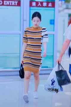 BLACKPINK UPDATE Jennie Airport Photo 20 July 2018 Back From Japan 19
