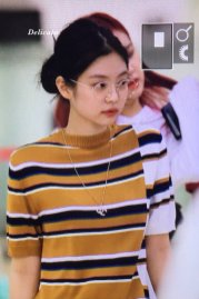 BLACKPINK UPDATE Jennie Airport Photo 20 July 2018 Back From Japan 3