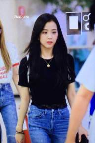BLACKPINK-UPDATE-Jisoo-Airport-Photo-20-July-2018-Back-From-Japan