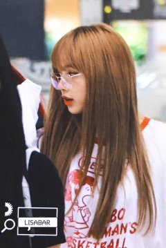BLACKPINK UPDATE Lisa Airport Photo 20 July 2018 Back From Japan 10