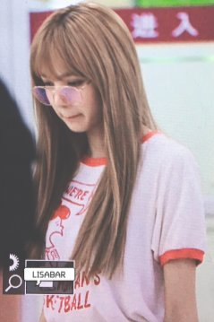 BLACKPINK UPDATE Lisa Airport Photo 20 July 2018 Back From Japan 11