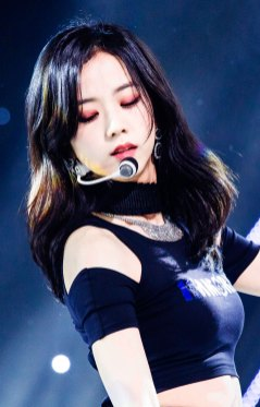Blackpink-Jisoo-SBS-Inkigayo-8-July-2018-PD-Note-off-shoulder-outfit