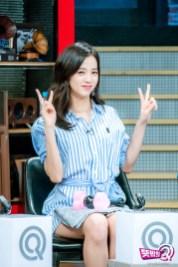 blackpink jisoo mbc unexpected q behind the scenes 15