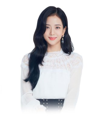 blackpink-jisoo-olens-commercial-white-background