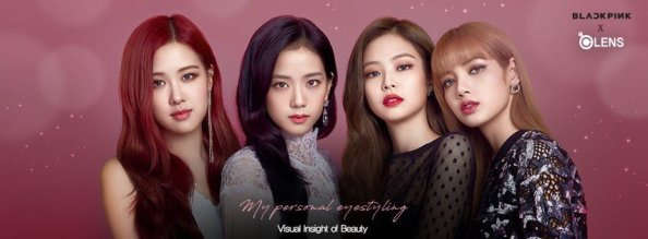 blackpink olens commercial photo short