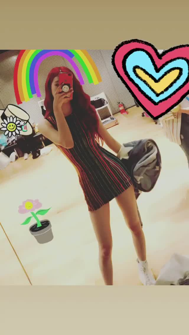 Blackpink Rose Instagram Story July 14 2018 2 Mp4