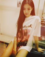 jennie blackpink tshirt