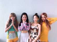 BLACKPINK Instagram Photo good bye stage Square up promotion 3