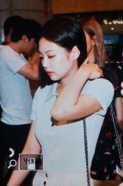 BLACKPINK-Jennie-Airport-Photo-23-August-2018-Gimpo-24