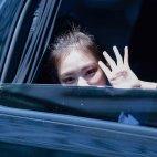 BLACKPINK Jennie Car Photos Inkigayo 5 August 2018 good bye stage 13