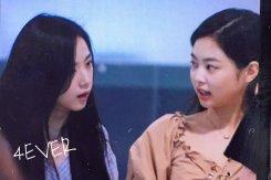 BLACKPINK Jennie Jisoo Jensoo Airport Photo 18 August 2018 Incheon 2
