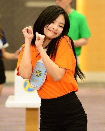 BLACKPINK Jennie Running Man Episode 409 photo 4